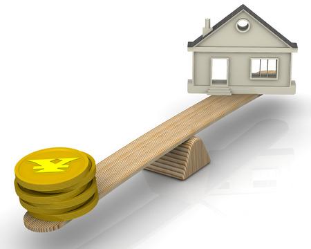 Immobilienbewertung Standard-Bild - 42535654