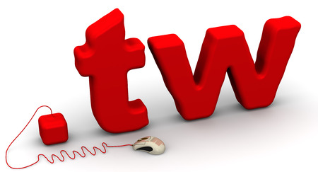 prefix: Taiwan domain .tw