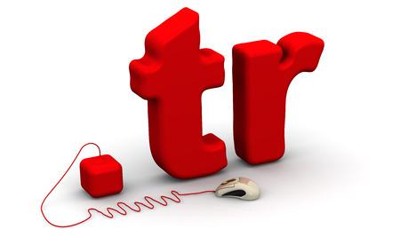 prefix: Turkish domain .tr