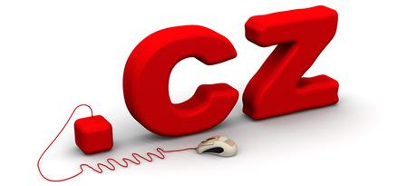 prefix: Domain Czech Republic .cz