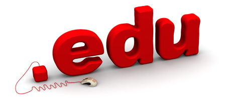 edu: Domain of the educational institutions .edu