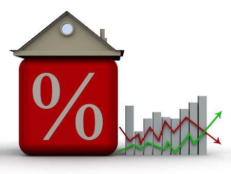 interest: Changes the interest rate on the mortgage