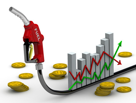 fluctuations: Changes in fuel prices