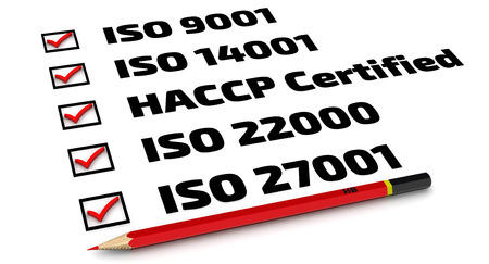iso: List of ISO standards