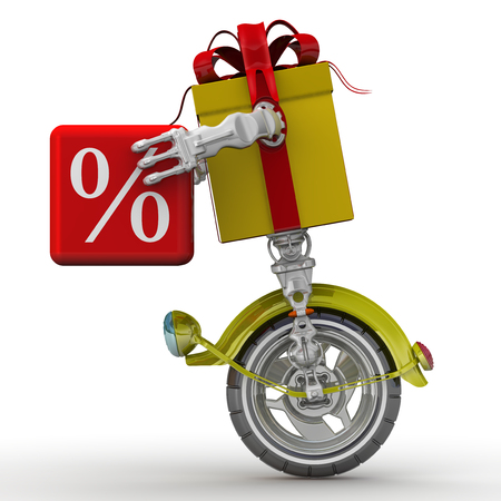 percentages: Percentages as a gift