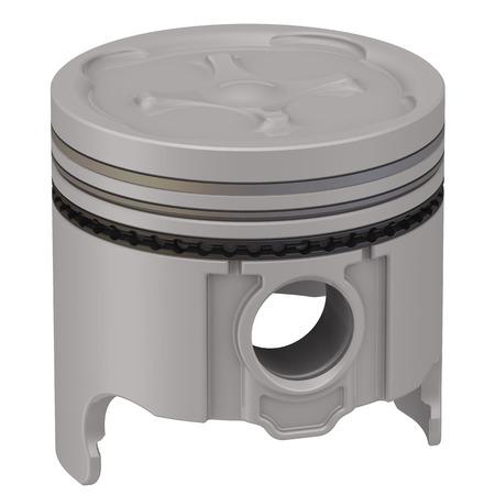 compression  ring: piston