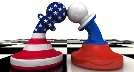 enmity: The confrontation between the Russian Federation and the United States of America