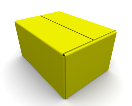 closed: Closed yellow box