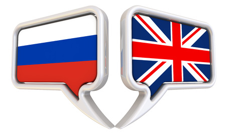 russian federation: The dialogue between the Russian Federation and the United Kingdom