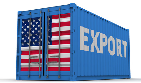 Exports of the United States of America