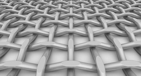 grid: Metal grid. Close-up Stock Photo