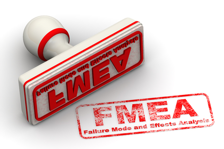 FMEA. Failure Mode and Effects Analysis. Seal and imprint