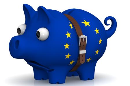 crisis economica: La crisis económica de la Unión Europea. Concepto