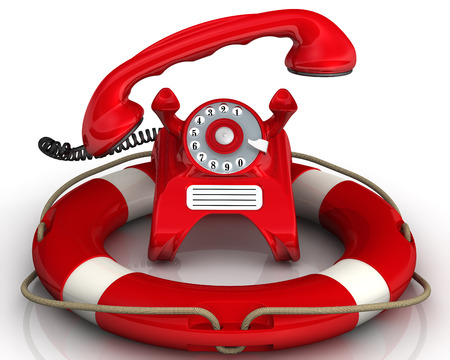 lifeline: Assistance by phone