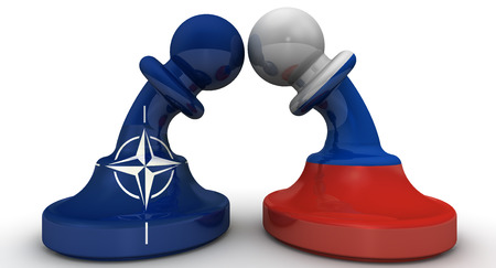 The Russian Federation and NATO Confrontation. Concept (The confrontation between the Russian Federation and NATO. The concept)