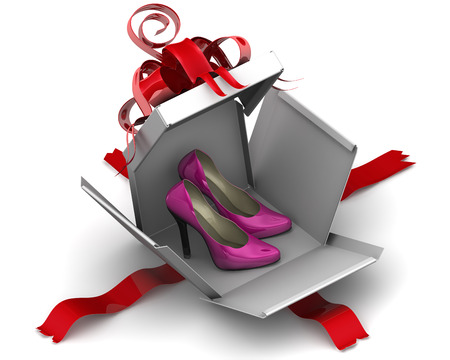 Womens shoes as a gift