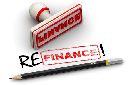 Refinance! Corrected seal impression