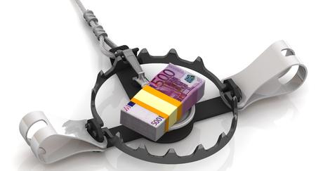 Money as a dangerous lure