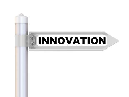 Innovation. Way mark