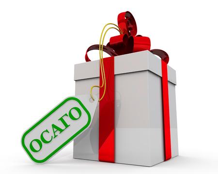 CTP insurance as a gift. Car insurance Фото со стока