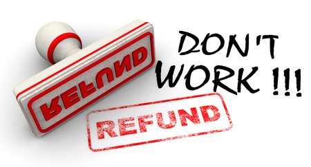 Do not work! Refund. Seal and imprint