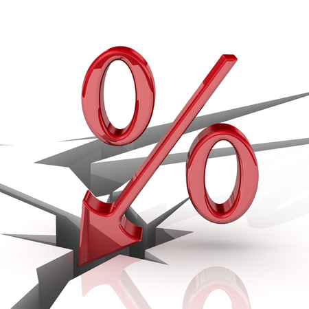 Catastrophic interest rate reduction