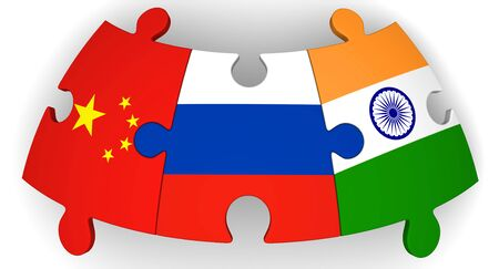 Cooperation between Russia, China and India