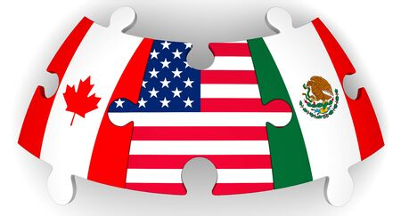 Cooperation of USA, Canada and Mexico