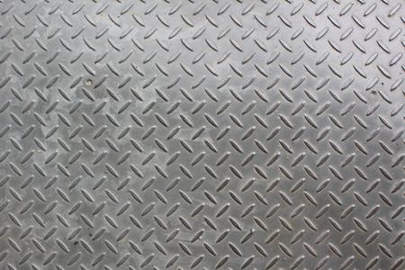 diamond plate as a background texture Stockfoto