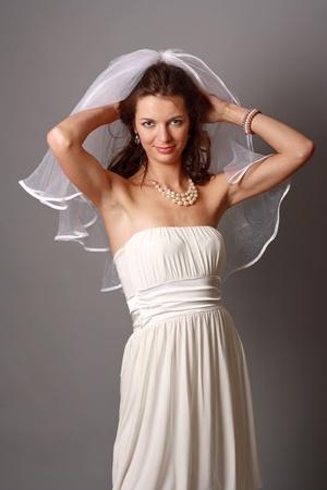 Sensual young woman photo