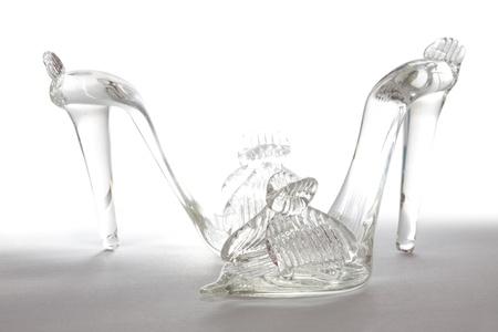 Bascules en verre Banque d'images - 12856468