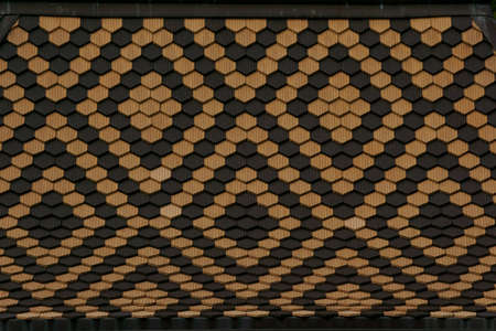 beautiful abstract pattern and texture. at the old town city center in bern, switzerland