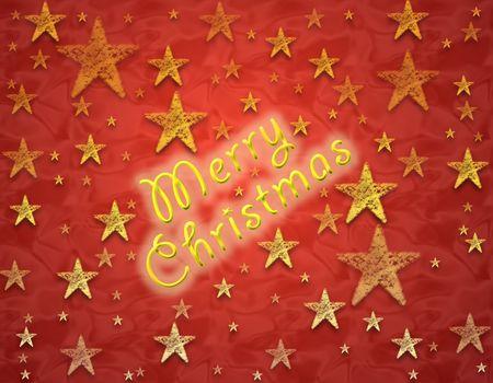 vanish: Christmas background with Christmas symbols and merry christmas