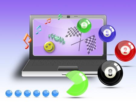 concept of arcade games online