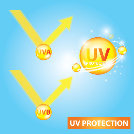 UV protection vector