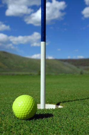 Golfing Stok Fotoğraf