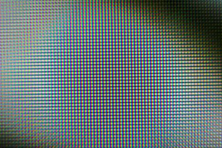 rgb: RGB Pattern on monitor