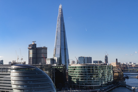 shard: City Hall and Shard, London