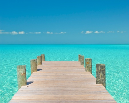 Calm Tropical Bay