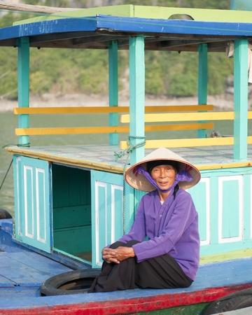 Tuat - Halong Bay Resident