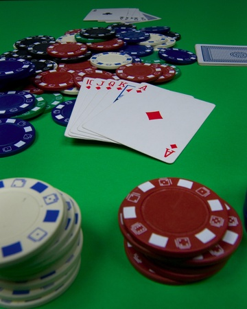 Royal straight flush is a Winning Poker Hand