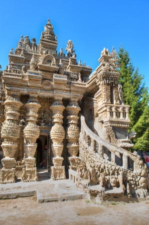 オートリーヴ フランスのパレ理想的なデュ Facteur シュヴァルの芸術建築