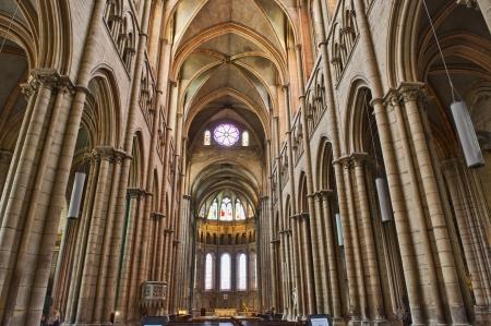 basillica: Interior of St  John Editorial