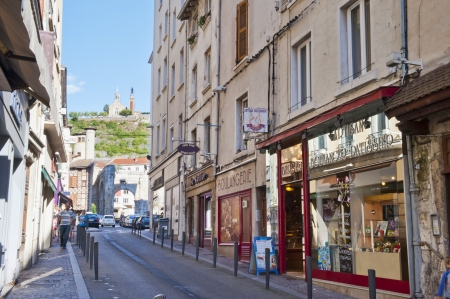 History is honored in Old Vienne France