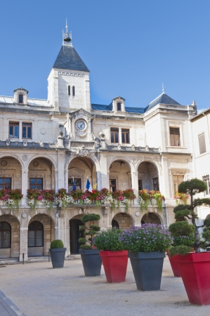 rhone: City Hall of Vienne France