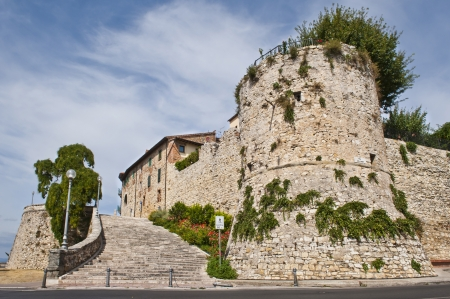 The Medieval Village of Castiglione del Lago