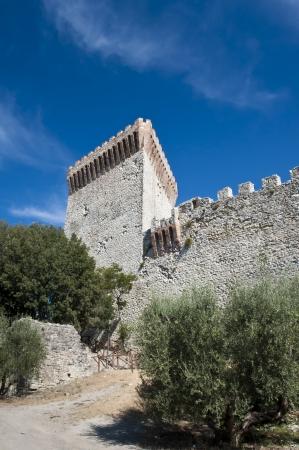 Fortress at Castiglione del Lago