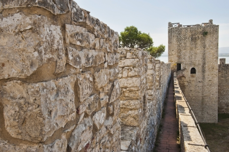 Fortress at Castiglione del Lago Stock Photo - 14026894