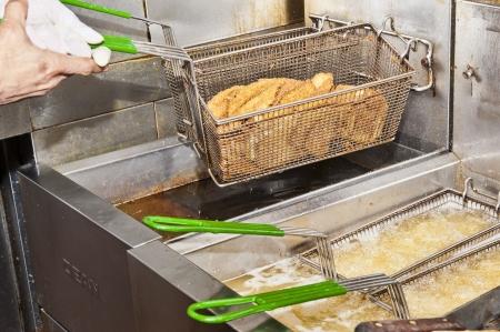 culinary tourism: Deep Fried Chicken