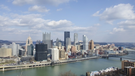 Pittsburgh - Large City